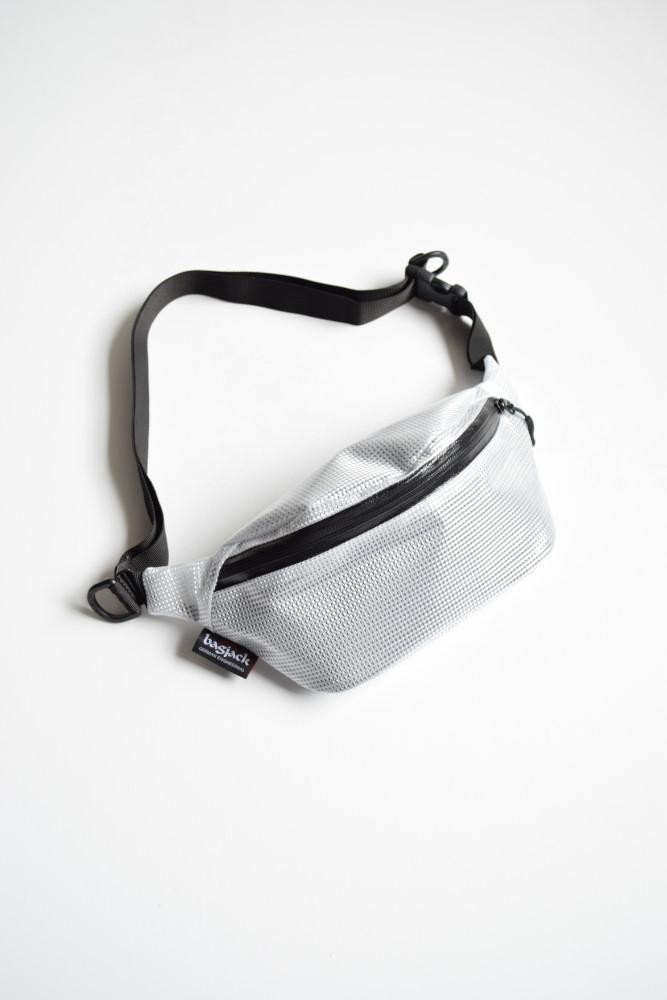 画像1: bagjack (バッグジャック) hipbag OC -tarpaulin- [check transparent] (1)