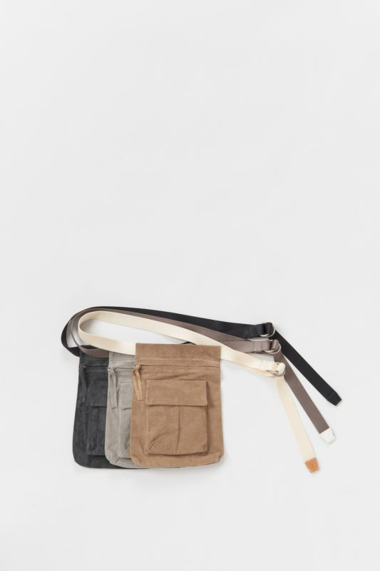 画像1: Hender Scheme (エンダースキーマ)  waist belt bag [3-colors] (1)