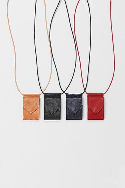 画像1: Hender Scheme (エンダースキーマ) hang wallet [3-colors] (1)