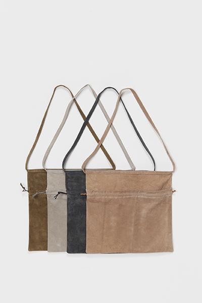 画像1: Hender Scheme (エンダースキーマ) red cross bag big [4-colors] (1)