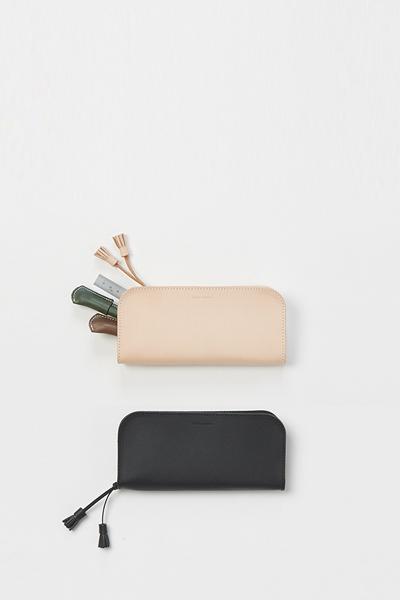 画像1: Hender Scheme (エンダースキーマ) zip pen case [3-colors] (1)
