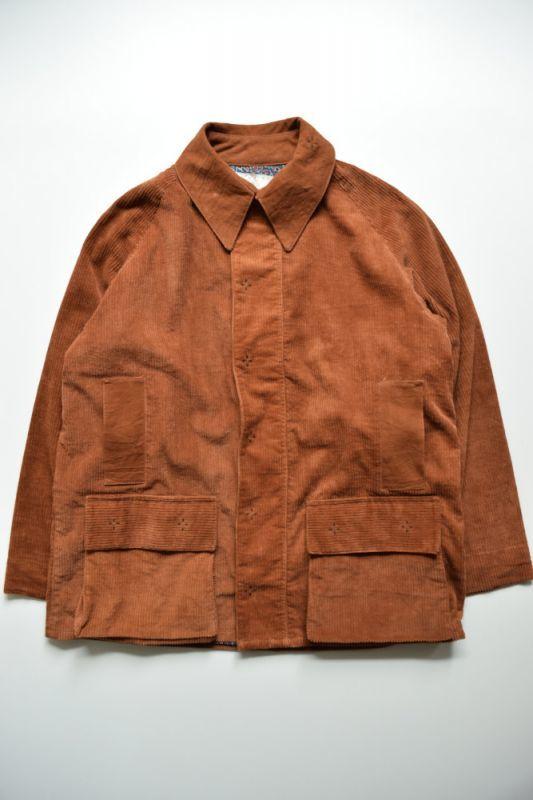 画像1: STORY mfg / Gentle Jacket [Bark Fat Corduroy] (1)