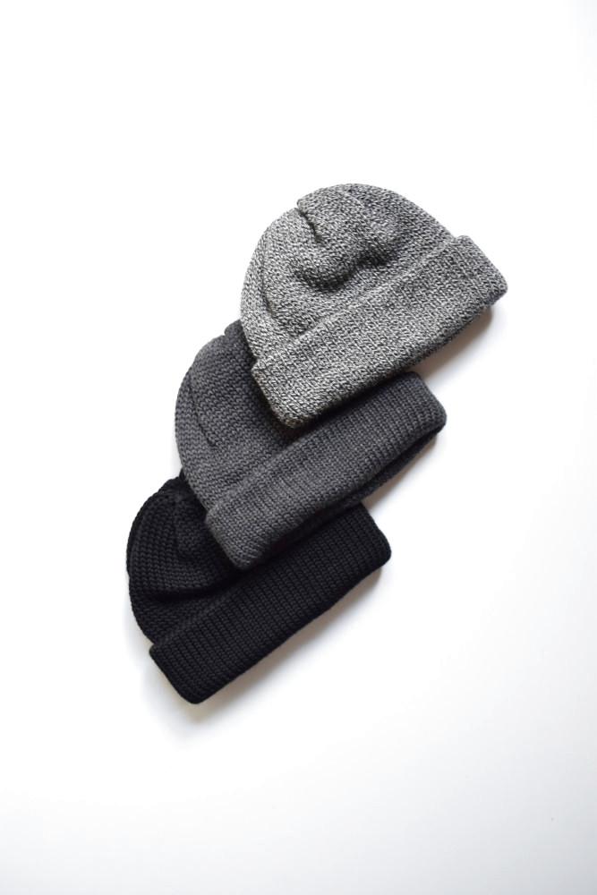 画像1: COMESANDGOES (カムズアンドゴーズ) standard knit no.15547 [3-colors] (1)