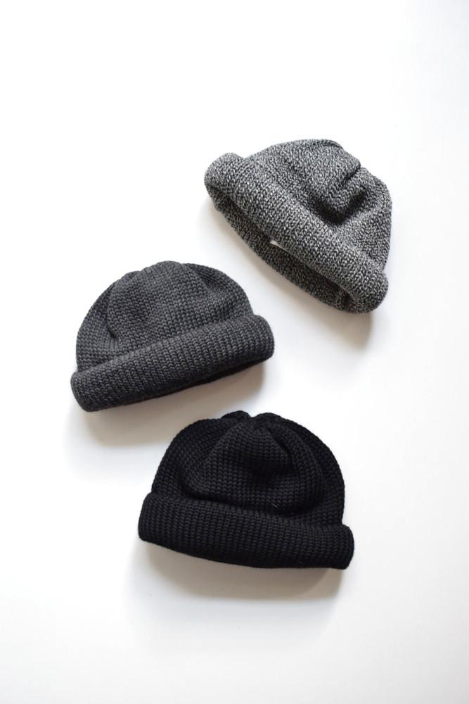 画像1: COMESANDGOES (カムズアンドゴーズ) roll knit no.15548 [3-colors] (1)