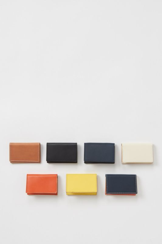 画像1: Hender Scheme (エンダースキーマ) folded card case [3-colors] (1)