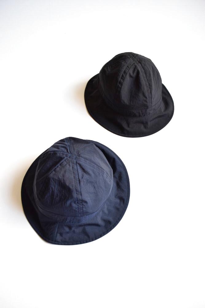 画像1: COMESANDGOES (カムズアンドゴーズ) NYLON RIP-STOP BALLOON HAT no.16608 [2-colors] (1)