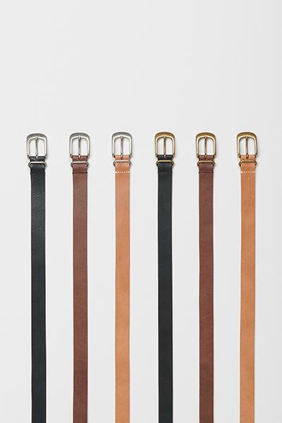 画像1: Hender Scheme (エンダースキーマ) shrink shoulder belt [3-colors] (1)