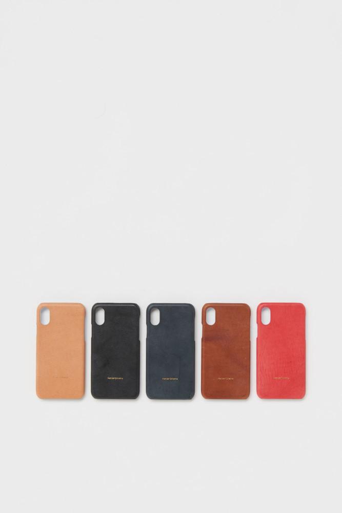 画像1: Hender Scheme (エンダースキーマ) iphone case x [3-colors] (1)