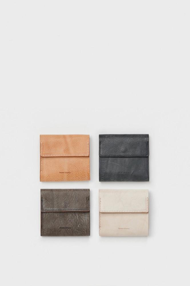 画像1: Hender Scheme (エンダースキーマ) clasp wallet [3-colors] (1)