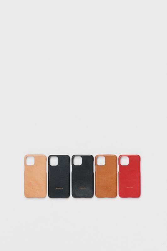 画像1: Hender Scheme (エンダースキーマ) iphone case 11 Pro [4-colors] (1)