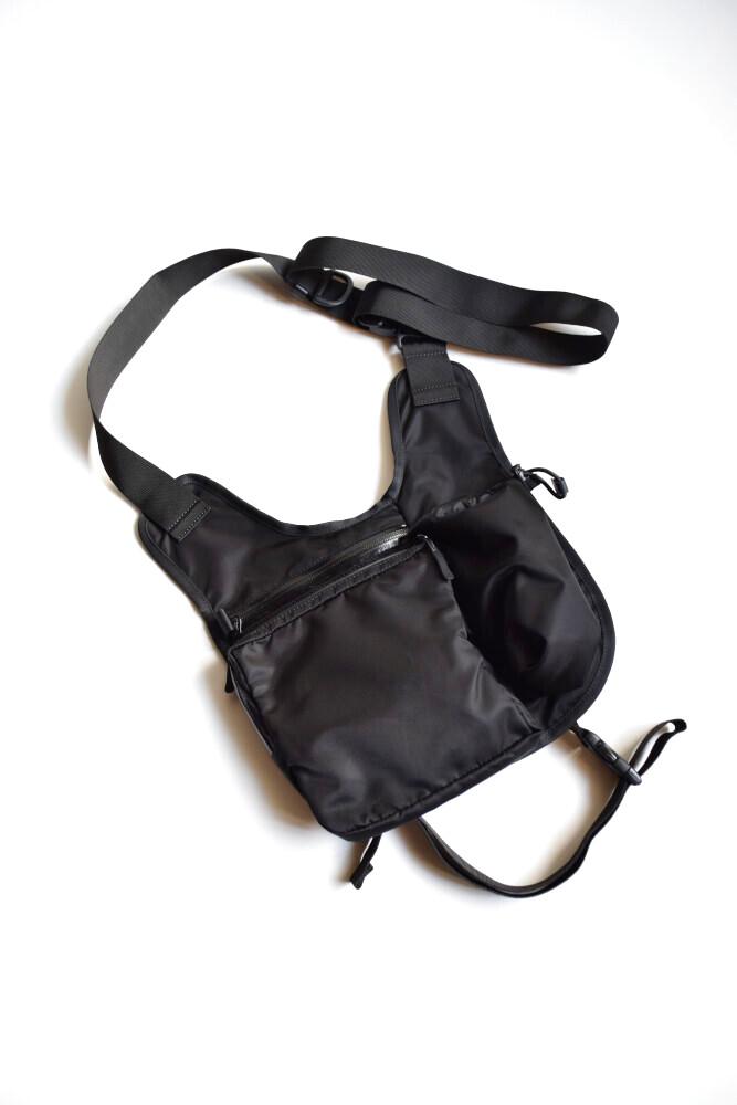 画像1: bagjack (バッグジャック) 2way shoulder bag - NIPO - [black] (1)