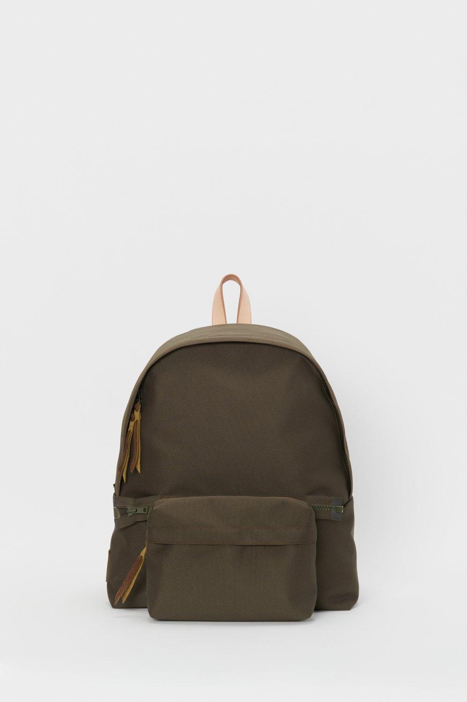 画像1: Hender Scheme (エンダースキーマ) back pack [khaki green] (1)